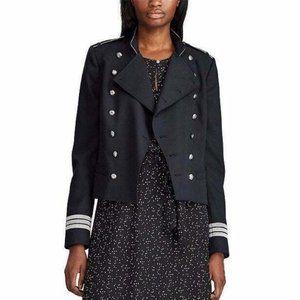 NWT $395 Ralph Lauren Womens 14 Officer's Jacket